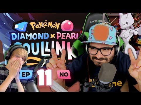 "Pokemon Diamond & Pearl Soul Link Randomized Nuzlocke W/ Astroid EP 11 ""NOT A TAIL"""