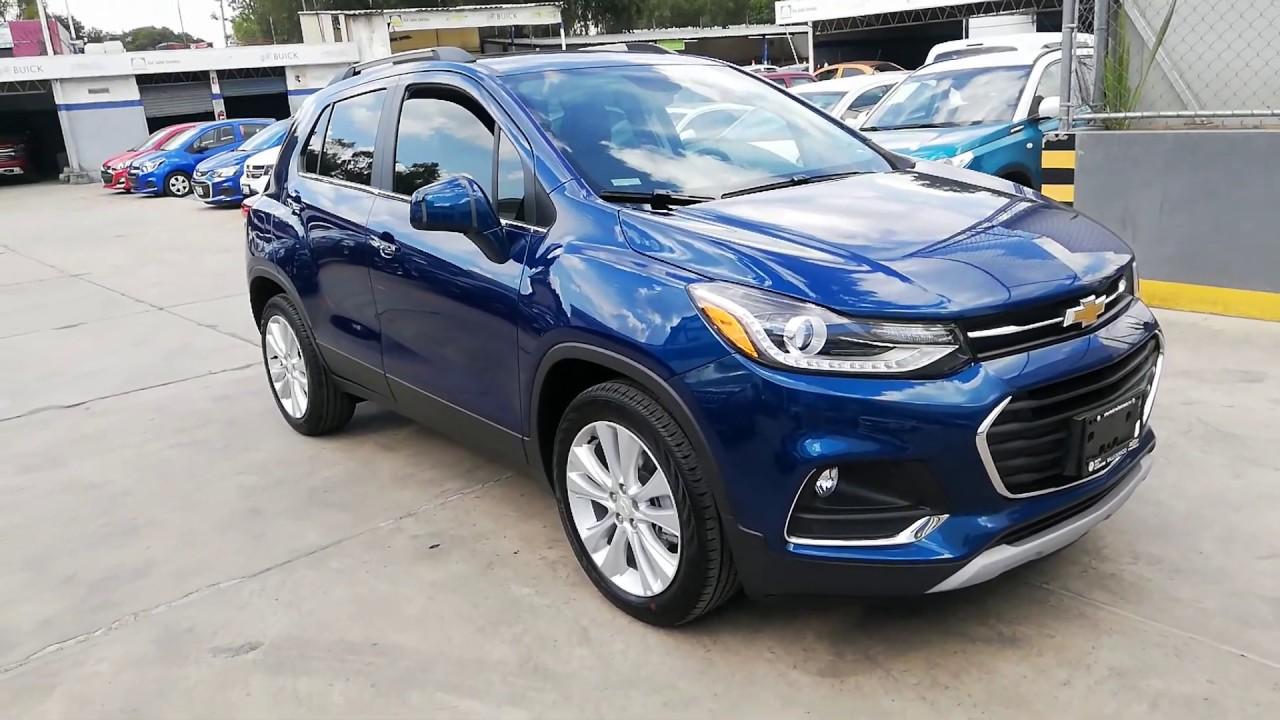 Chevrolet trax 2020 precio