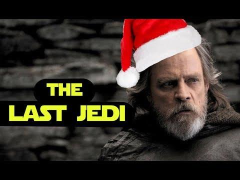 Star Wars - Last Christmas/Last Jedi Song Parody