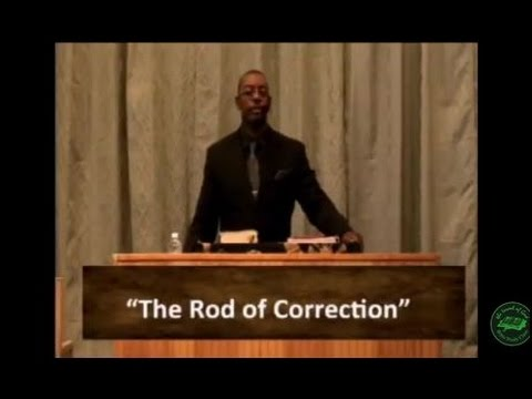 "IOG Minneapolis- ""The Rod of Correction"""