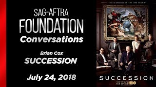 Conversations with Brian Cox of SUCCESSION
