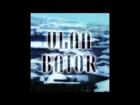 ULAN BATOR - haupstadt