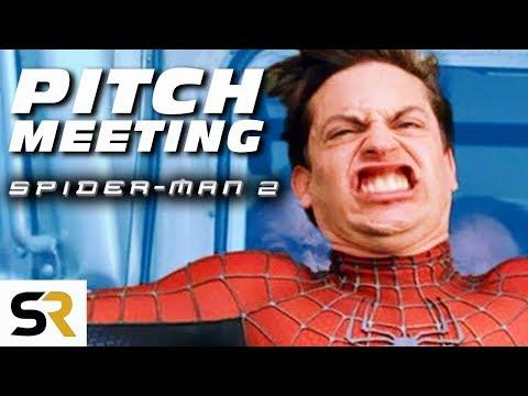 Spider-Man 2 Pitch Meeting