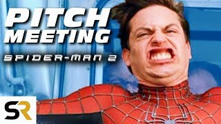 Spider-Man 2 Pitch Meeting