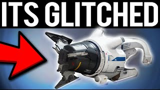 TRACTOR IS GLITCHED! DPS BUG - Destiny 2