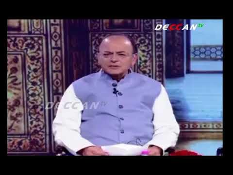 Finance Minister Arun Jaitley Slams | Regulators Failure to Detect Punjab National | DECCAN TV