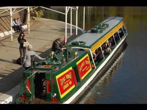 Jason's Canal Trips - London