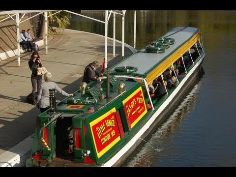 Jason's Canal Trips