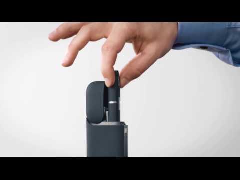 IQOS Система нагревания табака. Зарядное устройство . Индикаторы и что они говорят.