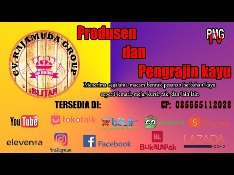 CV. RAJAMUDA GROUP  || RMG TV  || RAJAMUDA MEBEL