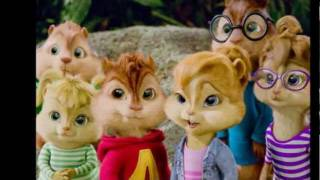 The Chipmunks and The Chipettes Bad Romance Real Voices