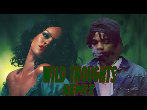 DJ Khaled ft Rihanna, Alkaline & Bryson Tiller - Wild Thoughts (AhCmon Remix)