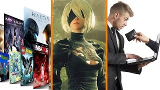 Xbox Game Pass vs Pachter + Nier Automata FIXED + $100 Million SCAM - The Know