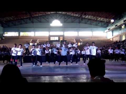 Alpher Hip Hop Competition SY 2016-2017