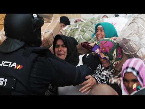 TRAILER: Women risk their lives on Ceuta's Spain-Morocco border