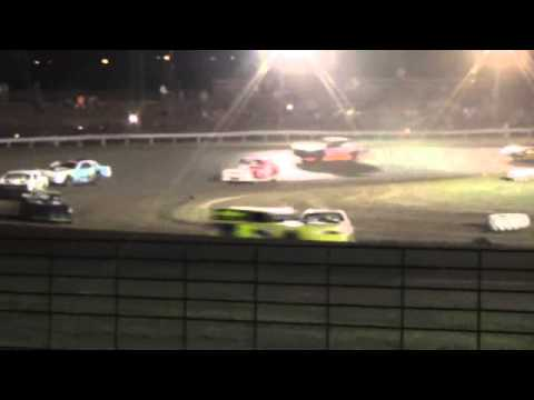 Farmer City Raceway Street Stock Feature 4/11/13