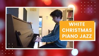 White Christmas - Piano Jazz