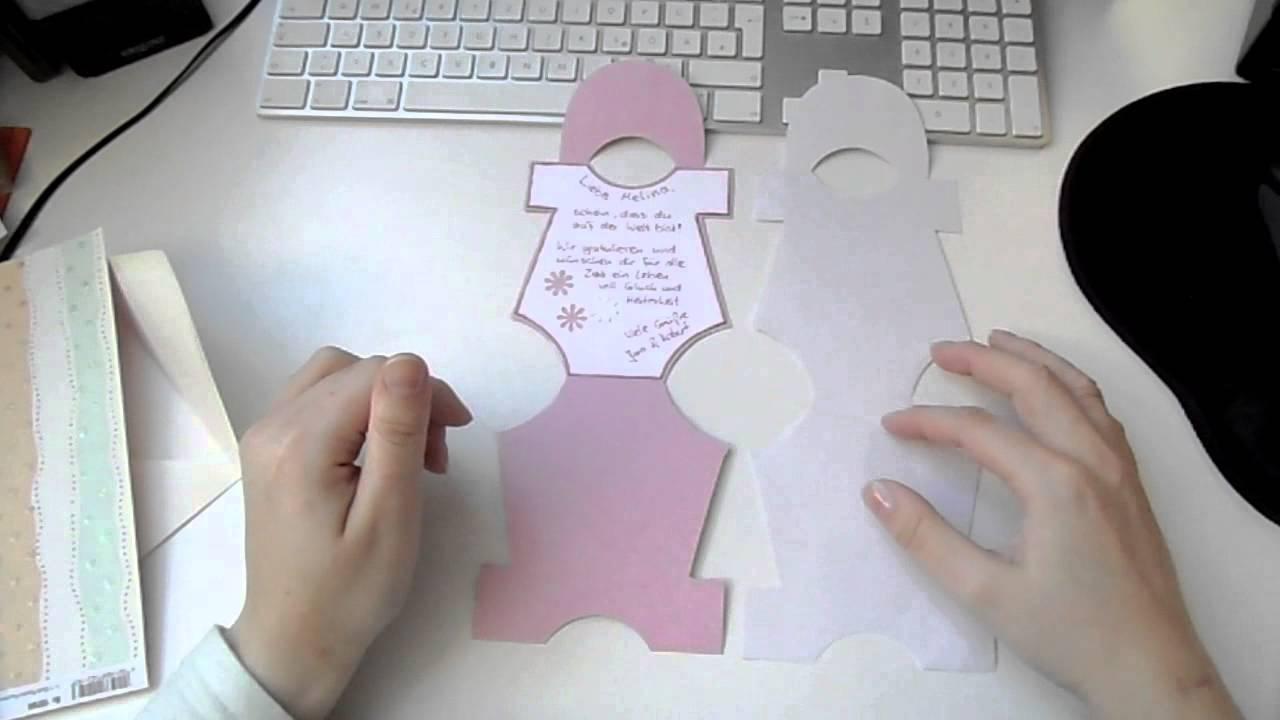 Baby Body Karte