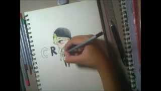 [Chibi Kpop] Drawing G-Dragon