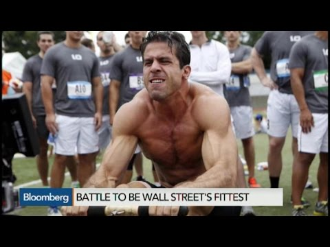 Wall Street's Fittest Fight for a Cause