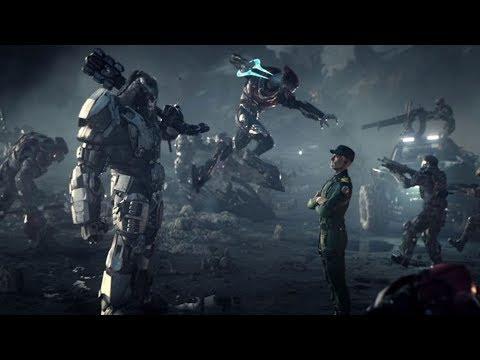HALO WARS 2 РУССКАЯ ОЗВУЧКА - Видео онлайн