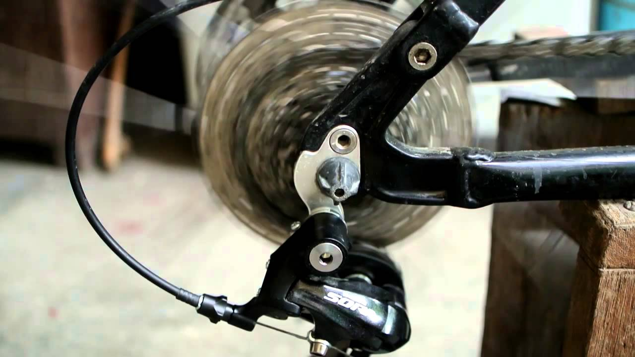 Sora RD-3500-SS Rear Derailleur Short Cage 9-speeds Road Bike