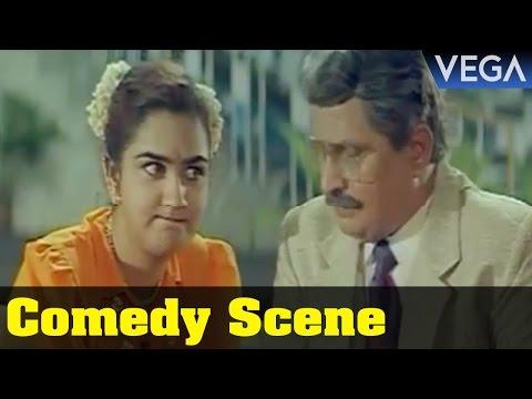 Mayabazar Tamil Movie || Urvashi Engagement Scene