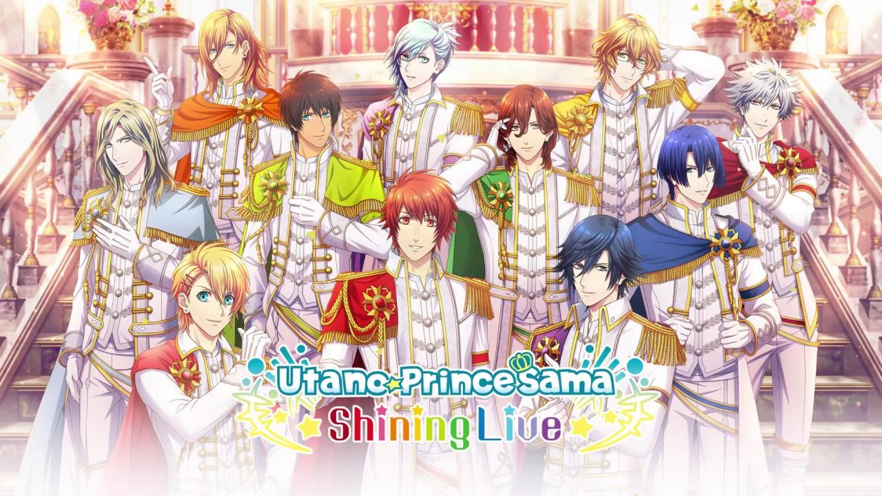 Utano☆Princesama Shining Live Available Now! - YouTube