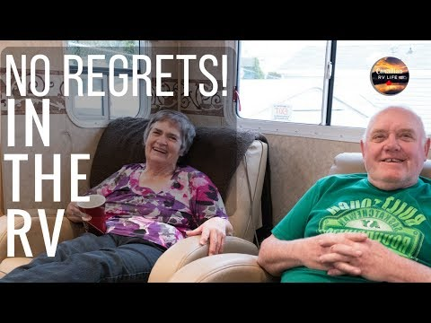 Canadian Full Time RV - No Regrets Year Round In Canada