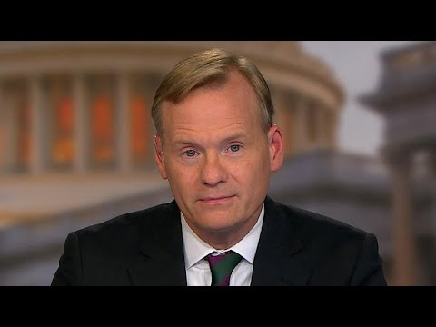 John Dickerson on Sunday's top political stories