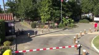 video du camping de l'Uby à Barbotan dans le Gers