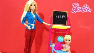Boneca Barbie Professora Mattel Unboxing Review