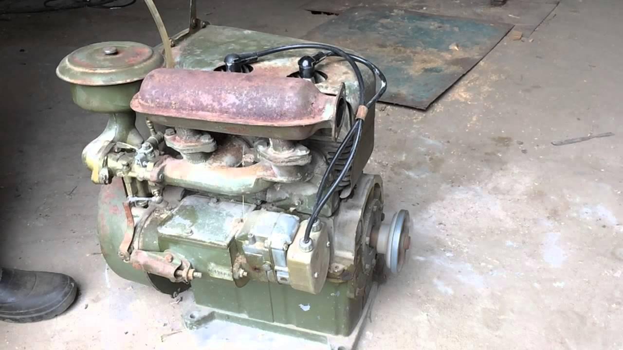 Инструкция двигателя уд 2