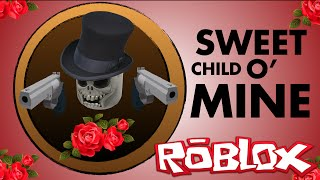 ROBLOX Music Video | Sweet Child O' Mine by Guns N' Roses