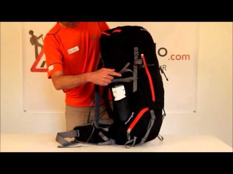 RayonRando.com : Test du sac à dos Millet Ubic