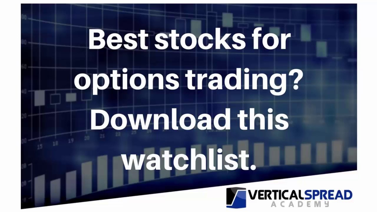 Options trading vertical