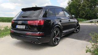 2018 Audi SQ7 4.0 TDI (435 HP) TEST Drive