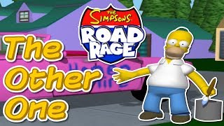 Road Rage - That Other Simpsons Game