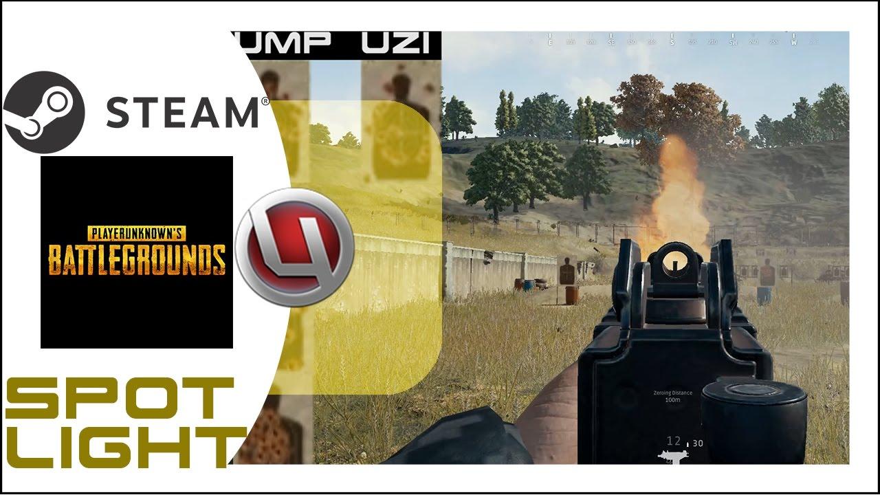 UZI Vs UMP 1st Person3rd Person PUBG Shooting Range