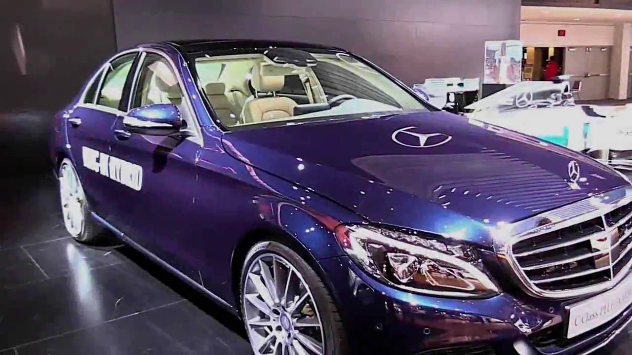 2018 Mercedes Benz C350 Plug In Hybrid Design Limited Special First