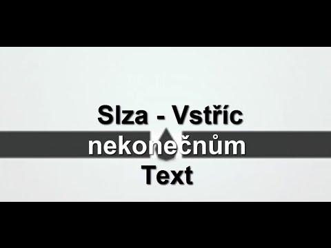 Slza - Vstříc nekonečnům (lyrics)