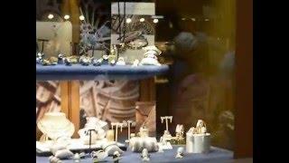 Ponte Vecchio, Florence Italy ~ Jewelry Stores....