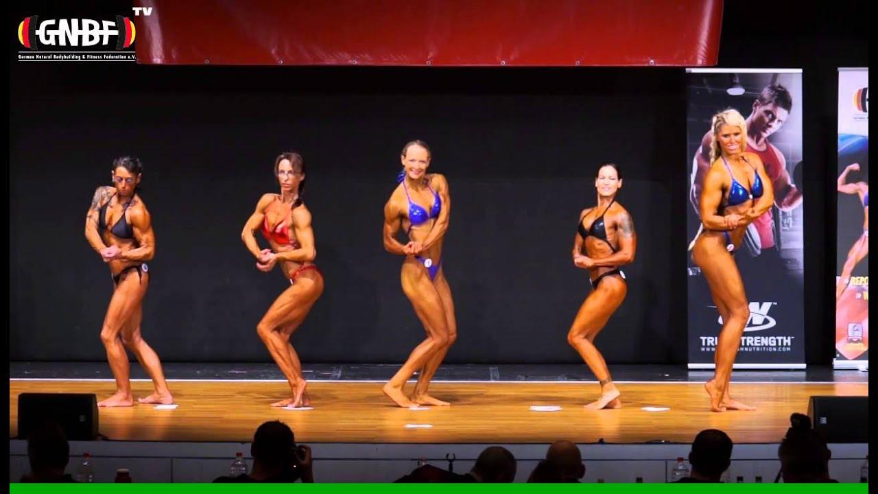 Deutsche Fitness Frauen