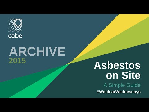 Asbestos on Site - A Simple Guide