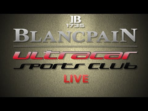Blancpain Ultracar & GT1 Sports Club - Paul Ricard - Session 1 - LIVE (No Commentary)