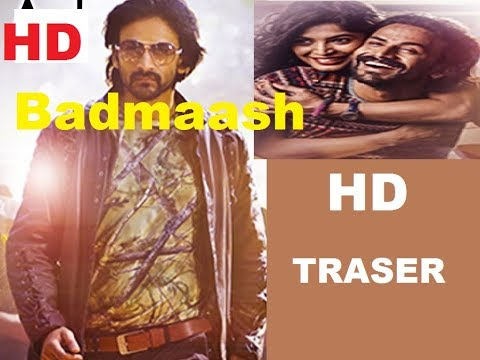 Badmaash (2018)  Teaser | Dhananjay, Sanchita Shetty, Achyuth Kumar