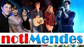 Shawn Mendes en concierto con Taylor Swift y asiste a los Billboard Music Awards *notiMendes*