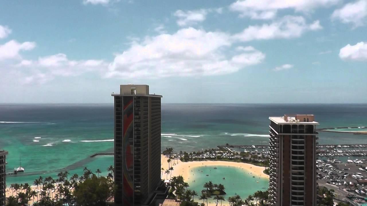 Hilton Hawaiian Village Kalia Tower Ocean View Room Youtube