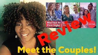 MARRIED AT FIRST SIGHT, SEASON 6, EPISODE 1 & 2 - REVIEW