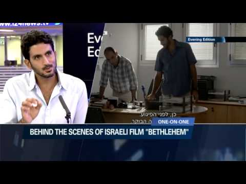 Interview with Israeli Actor and Musician Tzachi Halevi